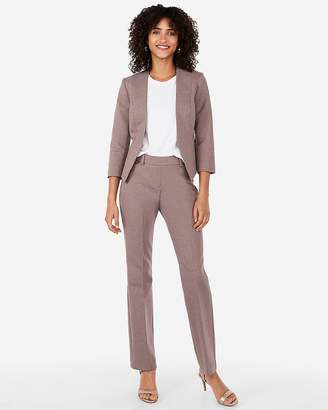 Express Mvmnt Low Rise Pull-On Barely Boot Editor Pant