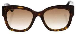 Jimmy Choo 2018 Roxie Tortoiseshell Sunglasses