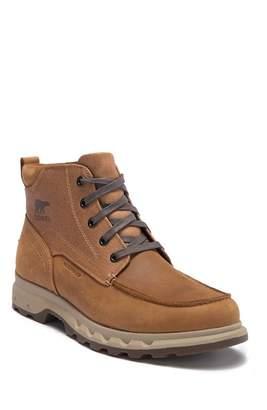 Sorel Portzman Moc Lace Toe Boot