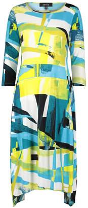 Comfy USA Long Sleeve Dress