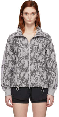 adidas by Stella McCartney Grey Performance Track Jacket