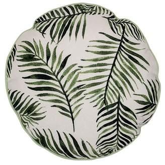 """BLOOMINGVILLE Botanical Pillow - 16\"""" Round"""