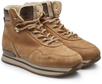 e5d518cccf Hogan Suede Ankle Boots For Women - ShopStyle UK