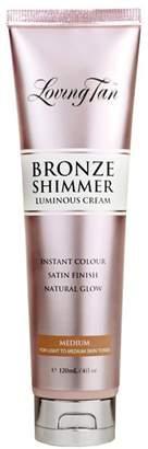 Loving Tan Bronze Shimmer Luminous Cream Medium
