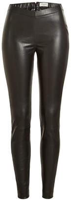 Zadig & Voltaire Leather Leggings