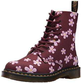 Dr. Martens Women's Page Meadow Cherry Fashion Boot