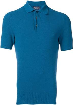 Drumohr knit polo shirt