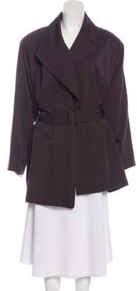 Ellen Tracy Linda Allard Wool Short Coat