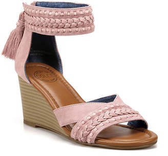 bccce38ddca DOLCE by Mojo Moxy Womens Anton Wedge Sandals