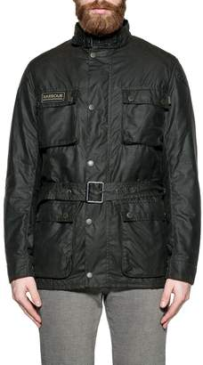 Barbour Dark Gray Blackwell Jacket