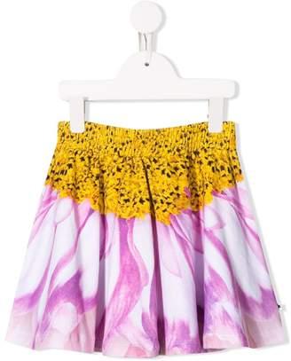 Molo flower petal skirt