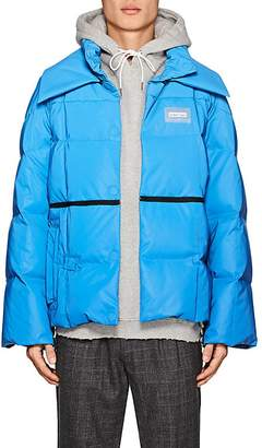 Off-White MEN'S DOWN TECH-TAFFETA PUFFER JACKET