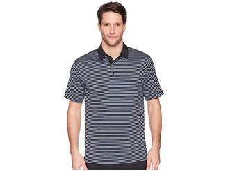 Callaway Refined 3-Color Stripe Polo Men's Clothing