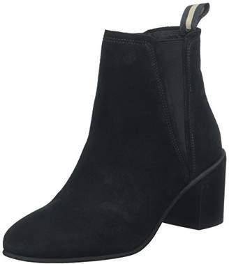 Marc O'Polo Chelsea, Women's Ankle Boots Ankle boots, Grün (Dark Green 490), (40.5 EU)