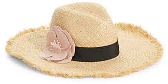 Kate Spade Blossom Fedora Hat