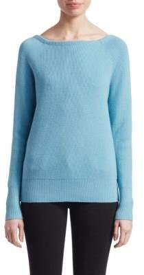 Maje Moon Cross-Back Sweater