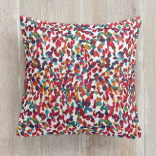 Colorful marks II Self-Launch Square Pillows