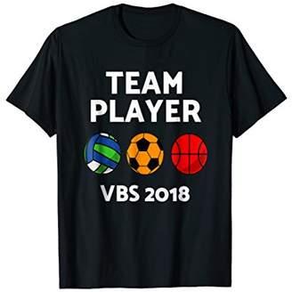 Church's VBS Shirt Vacation Bible School Volunteer Christian