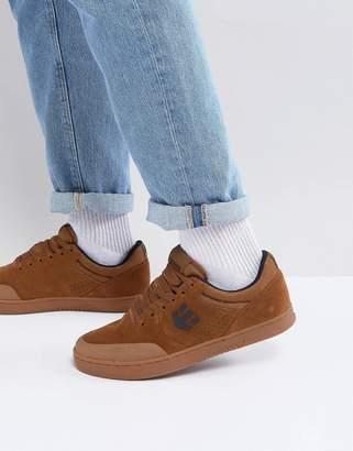 Etnies Marana x Michelin Sneakers In Brown Gum
