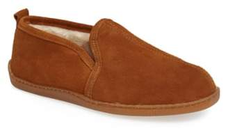 Minnetonka Suede Slipper