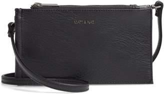 Matt & Nat Tipei Faux Leather Phone Crossbody Bag