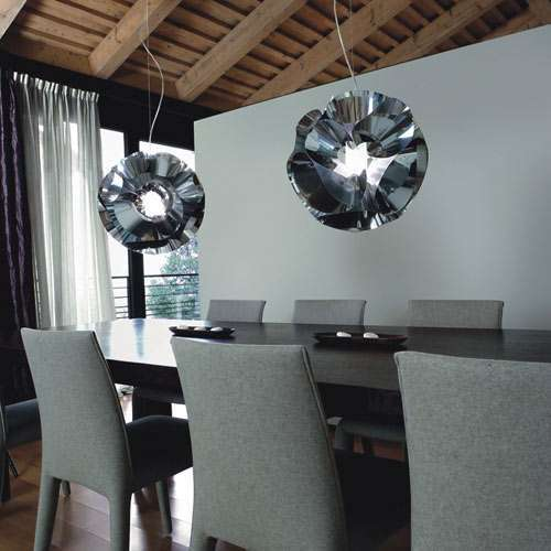 Zaneen Floral Pendant Light
