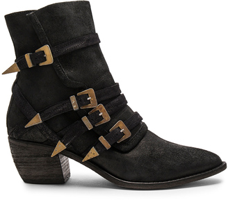 Free People Mason Western Bootie $298 thestylecure.com