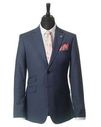 Ted Baker Formals Sterling Birdseye Two Piece Suit