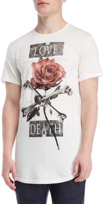 Religion Love Death Tee