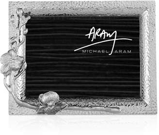 """Michael Aram White Orchid 5"""" x 7"""" Frame"""