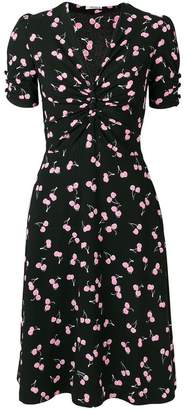 Miu Miu cherry print dress