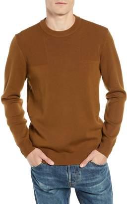 Lacoste Regular Fit Crewneck Sweater