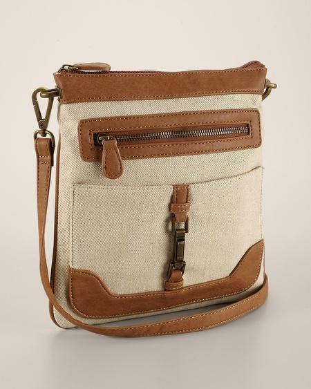 Chico's Bella Crossbody Bag