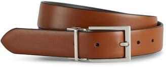 Reiss Ricky Reversible Leather Belt