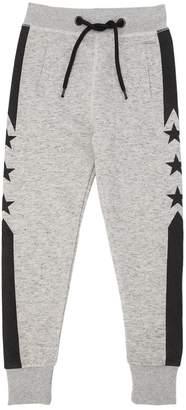 Fred Mello Star Printed Cotton Sweatpants