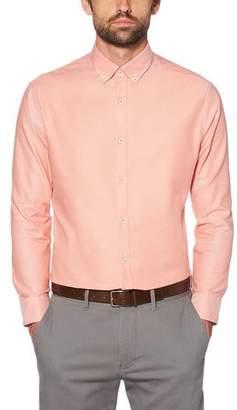 Original Penguin Tangerine Oxford Dress Shirt