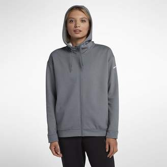 Nike Dri-FIT Therma Women's Full-Zip Training Hoodie