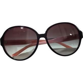 2afd5db7b0b31 Miu Miu Red Sunglasses For Women - ShopStyle UK