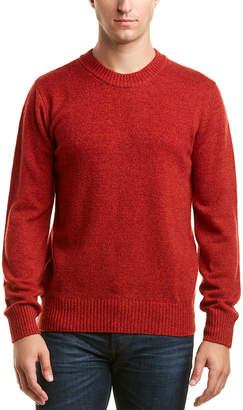 Original Penguin Twisted Yarn Wool-Blend Sweater