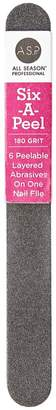 ASP Six-A-Peel Nail File 100/180