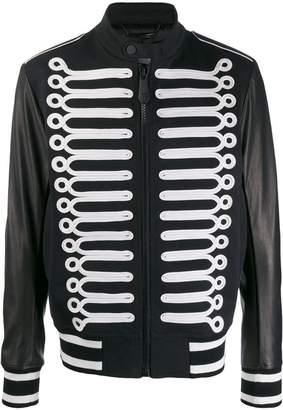 Philipp Plein army jacket