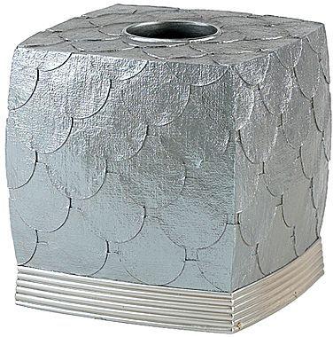 Avanti Flutter Dots Granite Tissue Holder