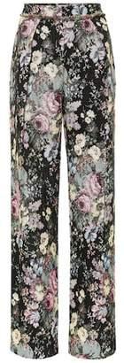 Preen by Thornton Bregazzi Maggie floral jacquard pants