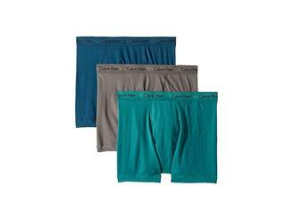 Calvin Klein Underwear Cotton Stretch Boxer Brief 3-Pack NU2666 Men's Underwear