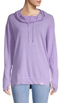 Vimmia High-Low Cotton Hoodie