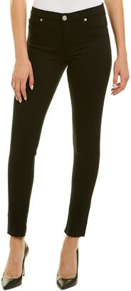 Hudson Natalie Black Ankle Skinny Leg