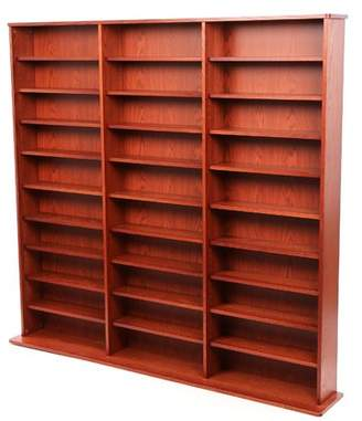 Charlton Home Conners Multimedia Standard Bookcase