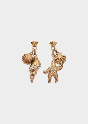 Versace Trésor De La Mer Drop Earrings