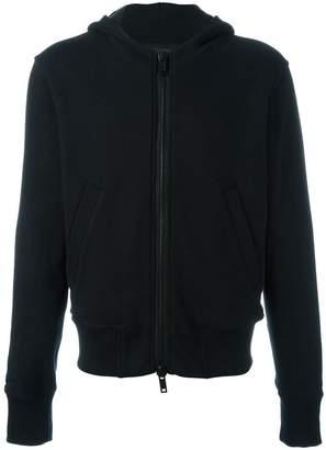 Ann Demeulemeester zipped hoodie