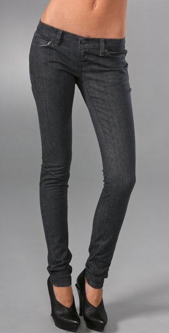 Community Denim Low Rise Skinny Jeans